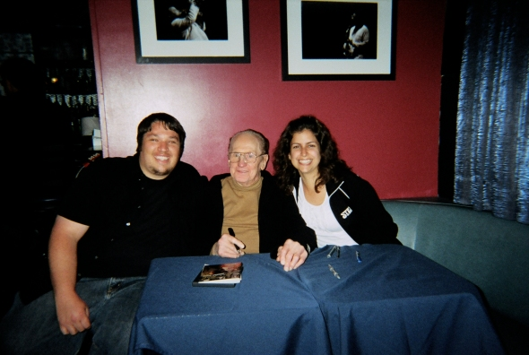 Meeting Les Paul In New York